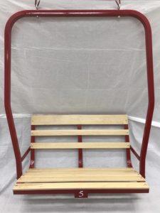 Ski Chairlift Swing