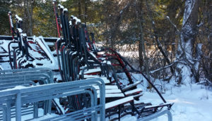 ski-chair-lift-pile