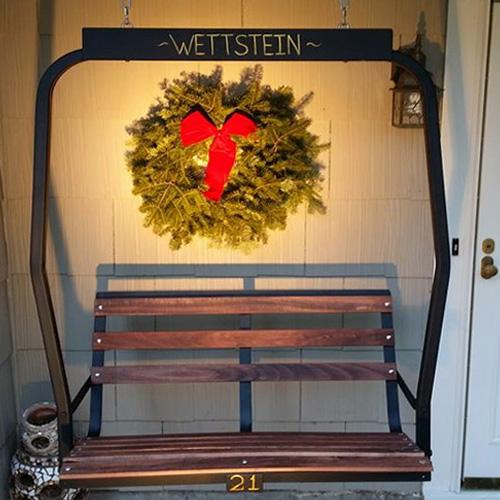 Ordinaire Ski Chair Lift Swings U2022 Ski Chair Lift Benches U2022 Mounting Hardware